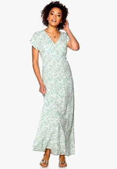OBJECT Juga Maxi Dress Hint of Mint Bubbleroom.eu