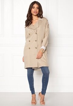 OBJECT Jules Jacket Oxford Tan Bubbleroom.fi
