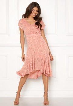 OBJECT Kelsey S/S Dress Misty Rose Bubbleroom.se