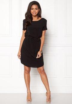 OBJECT Lourdes S/S Lace Dress Black Bubbleroom.se