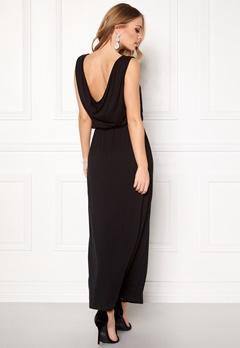 OBJECT May Caroline Long Dress Black Bubbleroom.fi