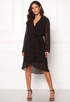 OBJECT Novelle L/S Nell Dress Black Bubbleroom.se
