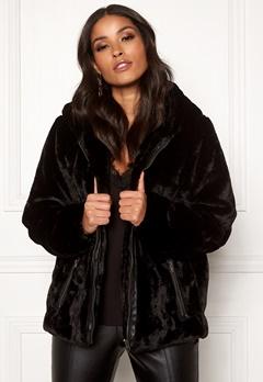 OBJECT Sandie Jacket Rep Black Bubbleroom.se