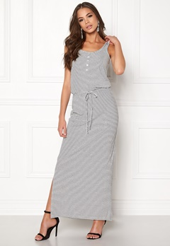 OBJECT Stephanie Maxi Dress White Bubbleroom.se