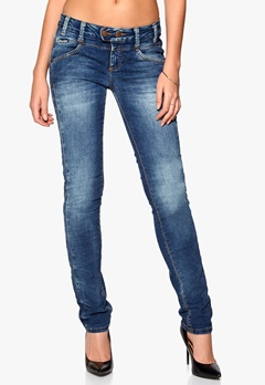 OBJECT UP-C Slim Jeans OBL376 Medium Blue Denim Bubbleroom.se