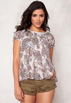 Odd Molly Caribou s/s blouse Multi Bubbleroom.se