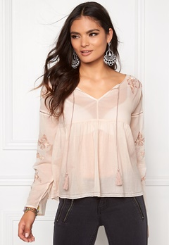 Odd Molly Drift away l/s blouse Shell Bubbleroom.se