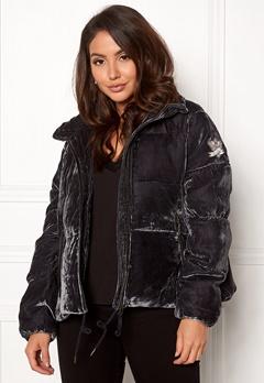 Odd Molly Embrace Velvet Jacket Asphalt Bubbleroom.se