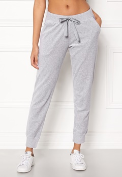 Odd Molly Get Along Pant Light Grey Melange Bubbleroom.se