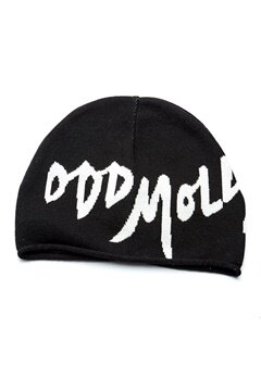 Odd Molly Hey Baby Beanie Almost Black Bubbleroom.no