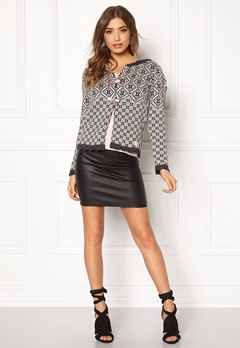 Odd Molly Le Knit Cardigan Black Bubbleroom.fi