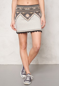 Odd Molly Palisades skirt Chalk Bubbleroom.no