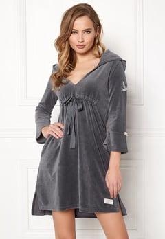 Odd Molly Recce Dress Asphalt Bubbleroom.eu