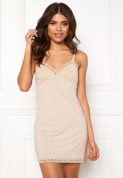 Odd Molly Rise Above Slip Dress Shell Bubbleroom.se 36fd85dd0154e