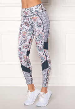 Odd Molly ShakeDown Leggings Light Porcelain Bubbleroom.se