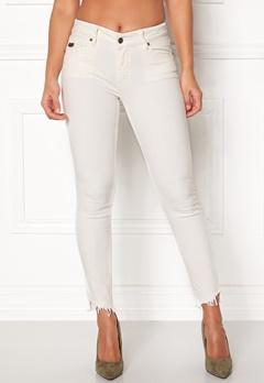 Odd Molly Simplyfied Jeans Light Porcelain Bubbleroom.dk