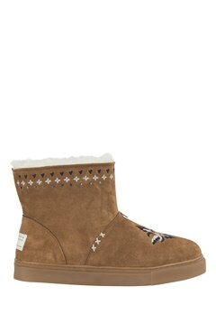 Odd Molly Suedey Low Boot Shoes Desert Bubbleroom.fi
