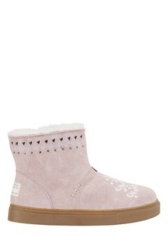 Odd Molly Suedey Low Boot Shoes Shell Bubbleroom.no