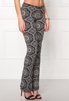 Odd Molly Under The Moon Leggings Almost black Bubbleroom.se