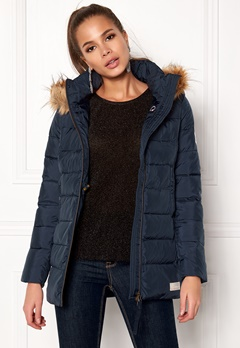 Odd Molly Winterland Jacket Dark Blue Bubbleroom.se
