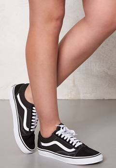 Vans Old Skool Black/White Bubbleroom.se