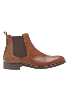 SELECTED HOMME Oliver Chelsea boot Cognac Bubbleroom.no