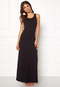 ONLY Abbie Lace Maxi Dress Black Bubbleroom.se