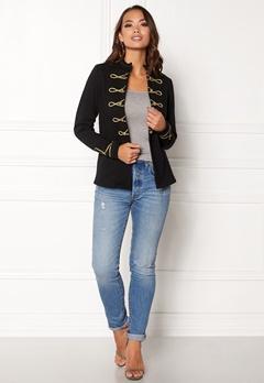 ONLY Anette L/S Jacket Black Bubbleroom.fi