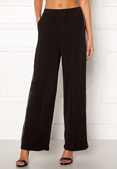 ONLY Anja Wide Pant Black Bubbleroom.se f5f5c035ffd39