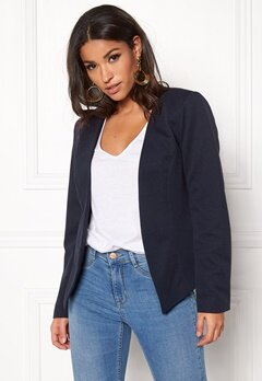 ONLY Anna Short Blazer Night Sky Bubbleroom.se
