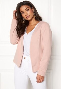 ONLY Anna Short Blazer Rose Smoke Bubbleroom.se