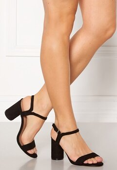 ONLY Balsa MF Heeled Sandal Black Bubbleroom.se