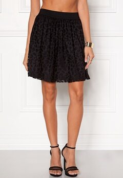 ONLY Cara Leo Lace Short Black Bubbleroom.fi