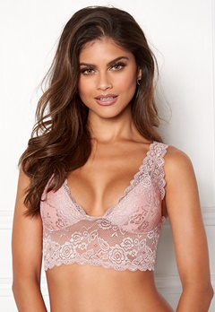 ONLY Chloe Lace Bra Rose Smoke Bubbleroom.fi