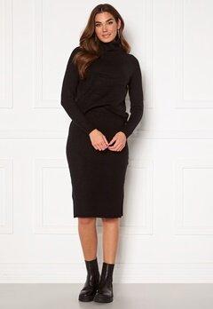 ONLY Cille Skirt Ex Knit Black Bubbleroom.se