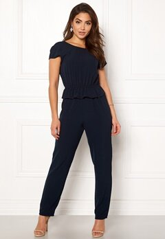 ONLY Daphne Capsleeve Jumpsuit Night Sky Bubbleroom.se