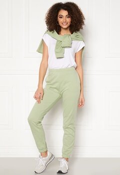 ONLY Dreamer Life Sweat pant Desert Sage Bubbleroom.se