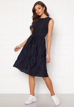 ONLY Elema S/L Dress Night Sky Bubbleroom.se