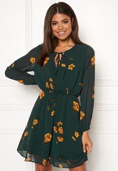 ONLY Francis ls Dress Ponderosa Pine Bubbleroom.se