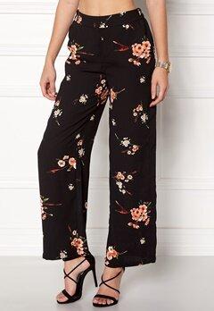 ONLY Japaan Wide Pants Black Bubbleroom.se