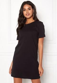 ONLY June S/S Dress Black Bubbleroom.se