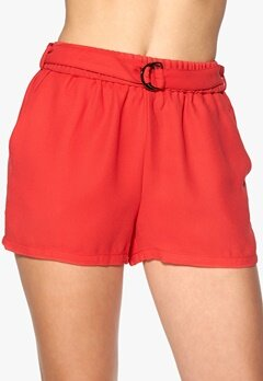 ONLY Karin Shorts Poppy Red Bubbleroom.fi