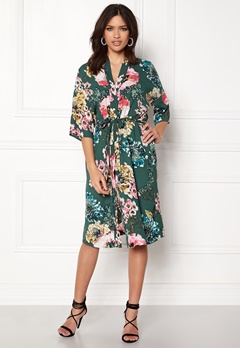 ONLY Kateherine Kimono Pineneedle Bubbleroom.se