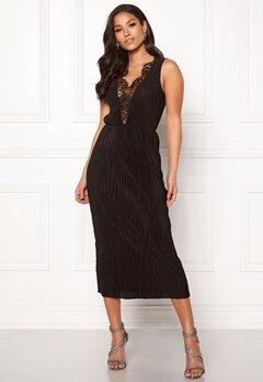 ONLY Lena S/L Lace Dress Black Bubbleroom.se