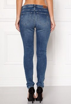 ONLY Liberty Antifit Jeans Medium Blue Denim Bubbleroom.se