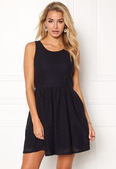ONLY Line fairy lace dress Night Sky Bubbleroom.fi