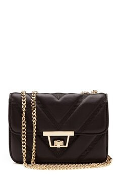 ONLY Luannas PU Crossbody Black Bubbleroom.se