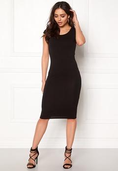 ONLY Mallika Capsleeve Dress Black Bubbleroom.se