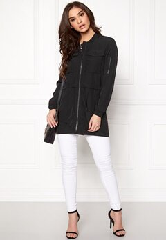 ONLY Maria Jacket Black Bubbleroom.se