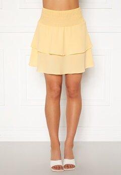 ONLY Mariana Myrina Layered Skirt Pineapple Slice Bubbleroom.se